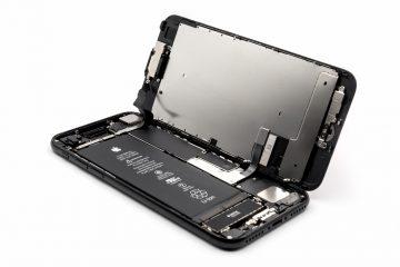 Wymiana baterii iPhone
