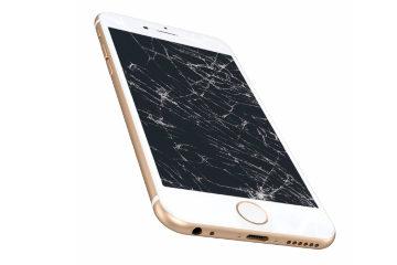 Wymiana szybki iPhone