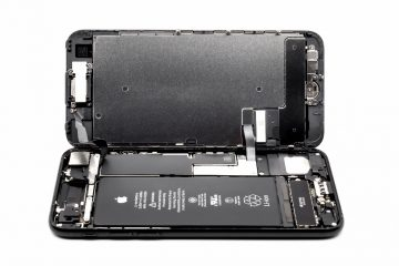 Czyszczenie po zalaniu iPhone